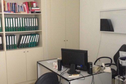 Γραφείο υπεύθυνου μονάδας περιτοναϊκής κάθαρσης