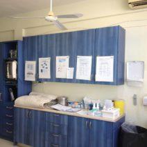 Χώρος εκπαίδευσης στην περιτοναϊκή κάθαρση